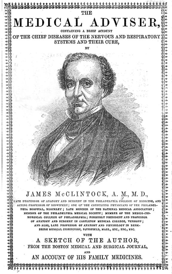 JamesMcClintockMedicalAdvisor
