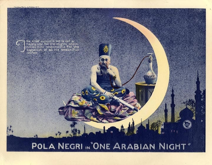OneArabianNight