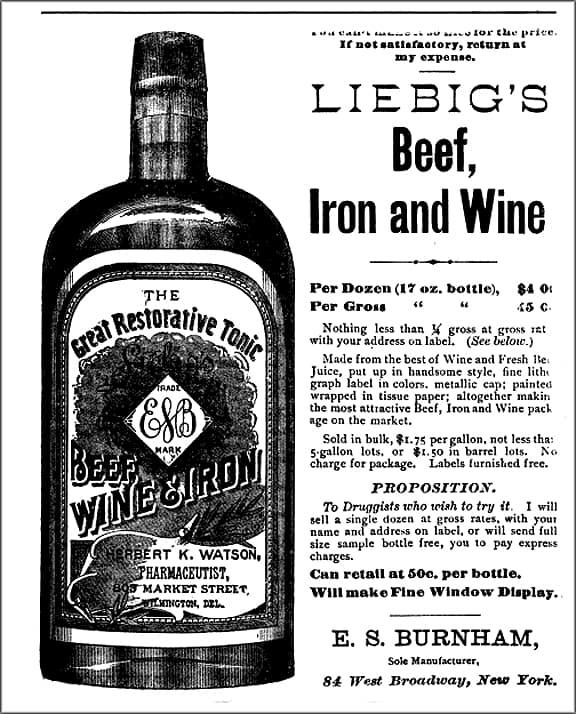 LiebigsBeefIron&Wine