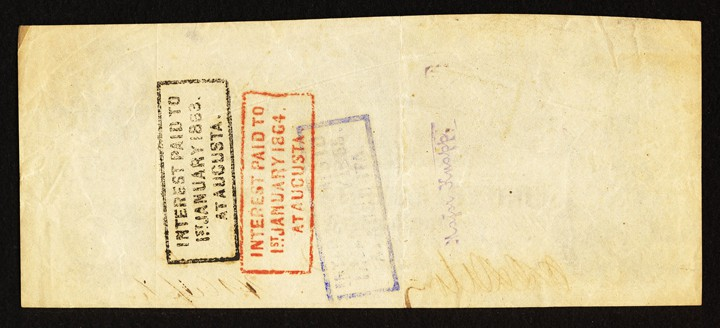 T39 12930r Major Knapp stamp