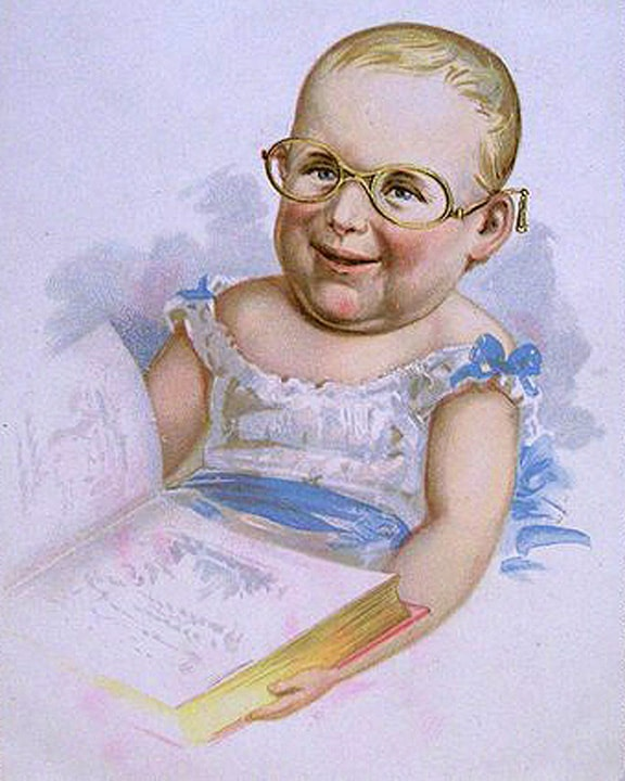 BabyW:Glasses