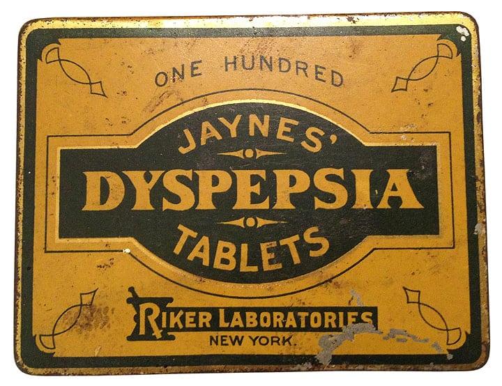 JaynesDyspepsiaTablets