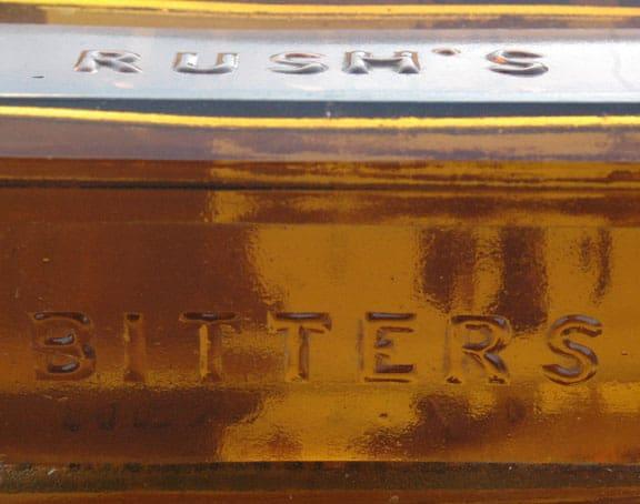 Rush's Bitters 2