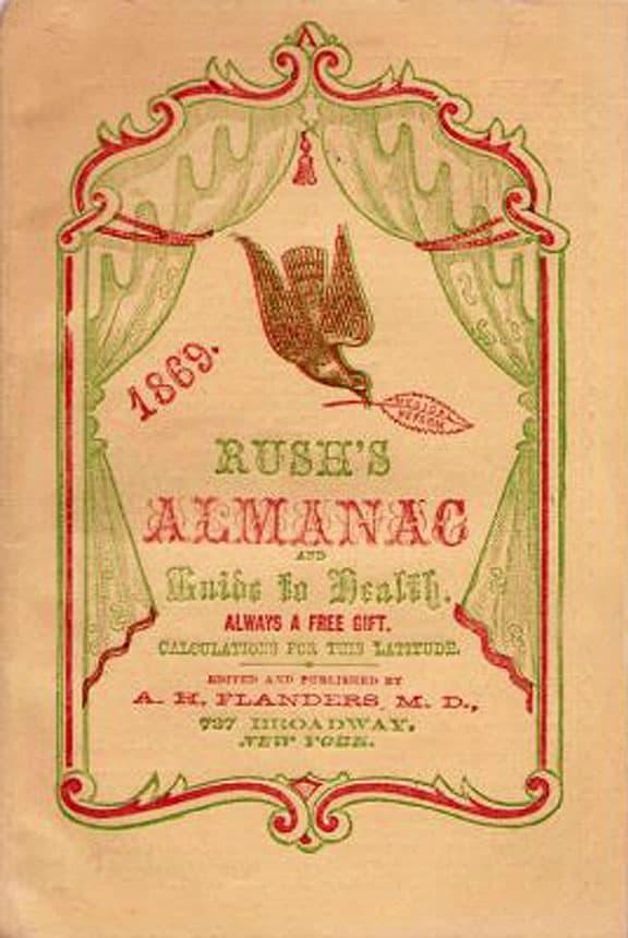 RushsAlmanac1869