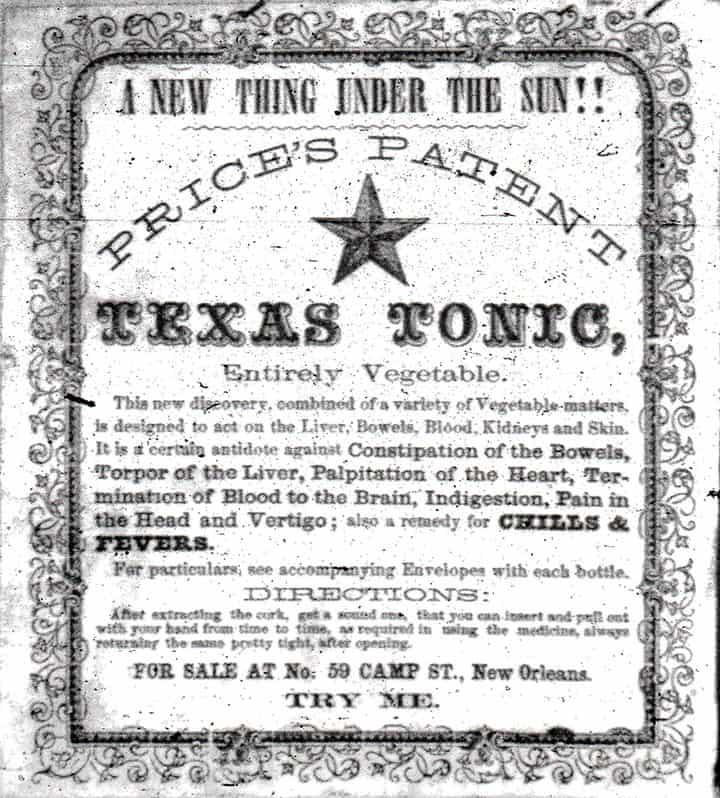 Texas Tonic 2