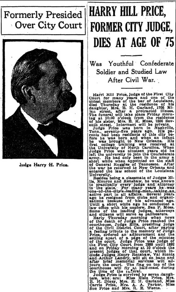 Date: Friday, May 18, 1917 Paper: Times-Picayune (New Orleans, LA)