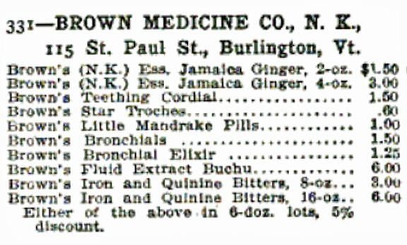 BrownMedicineCo