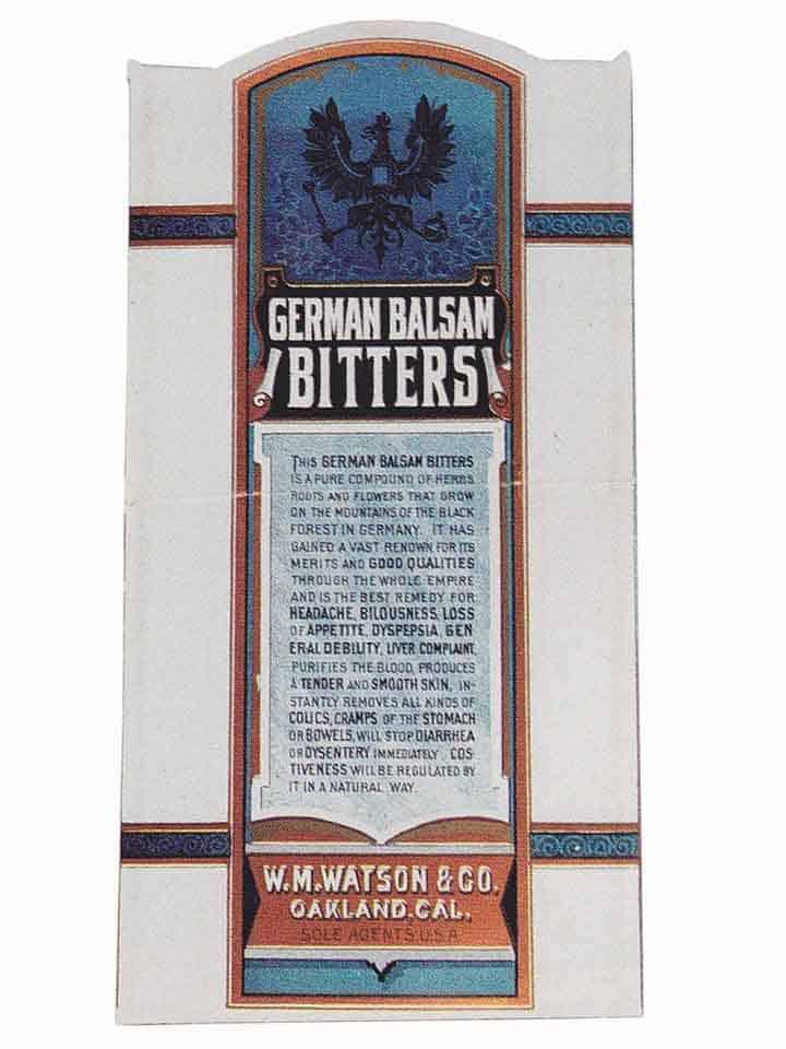 GermanBalsamBittersLabel