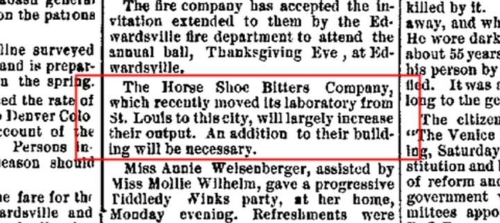 HorseShoeBittersListing