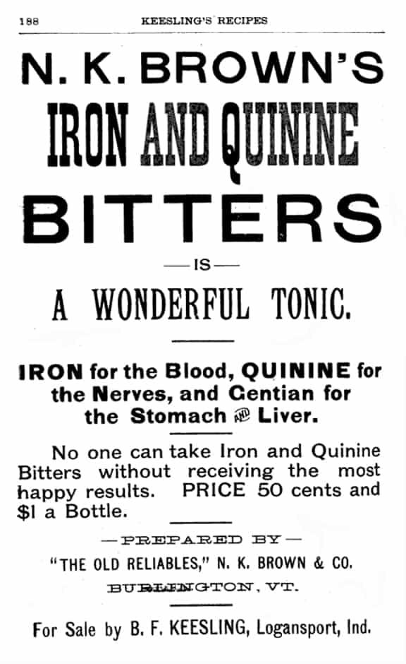 Iron&QuinineBittersAd