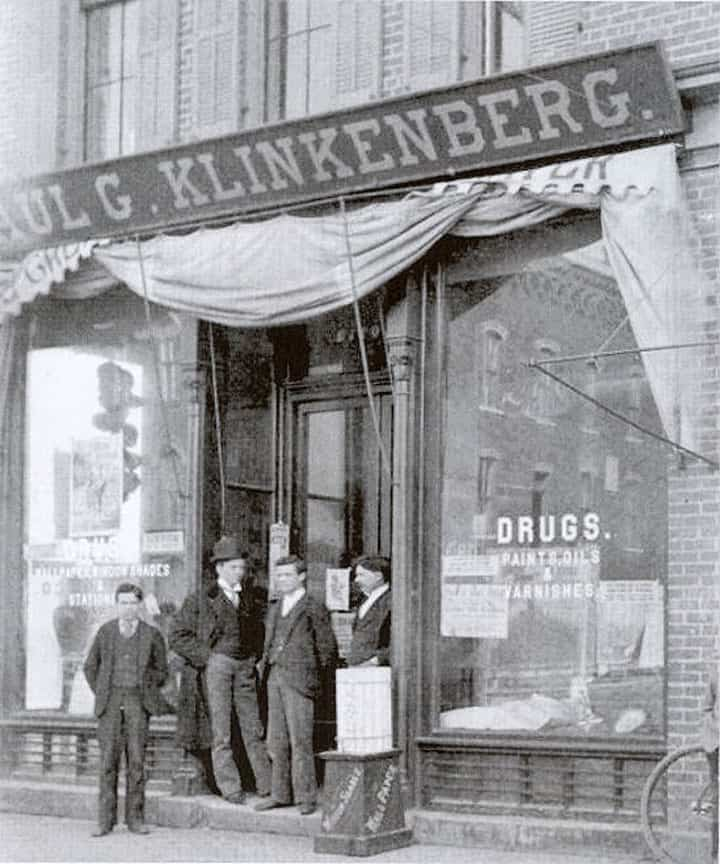KlinkenbergsDrugStore