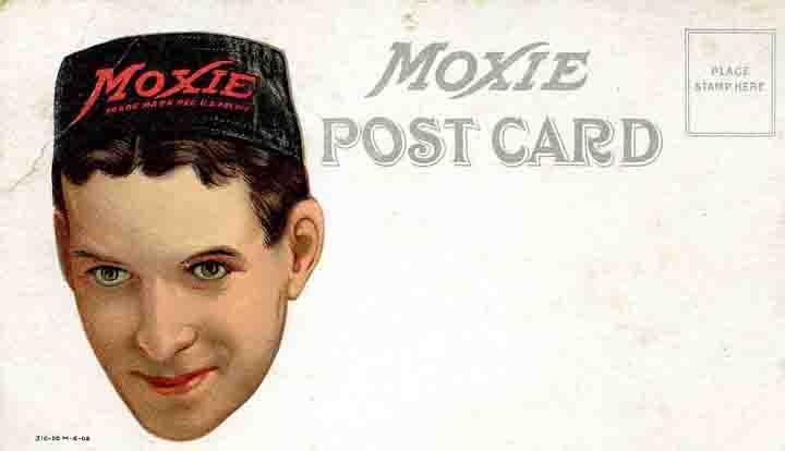 MoxyPostCard