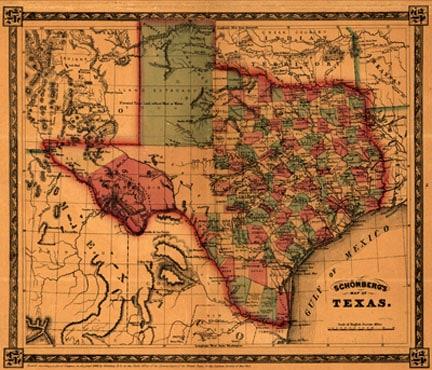 Texas1866Map