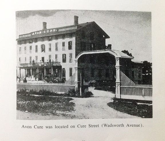Avon Cure on Cure st