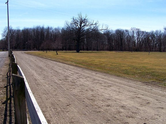 Avon downs track
