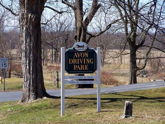 Avon driving park
