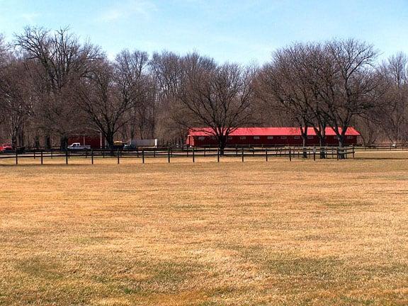 Avon track stables