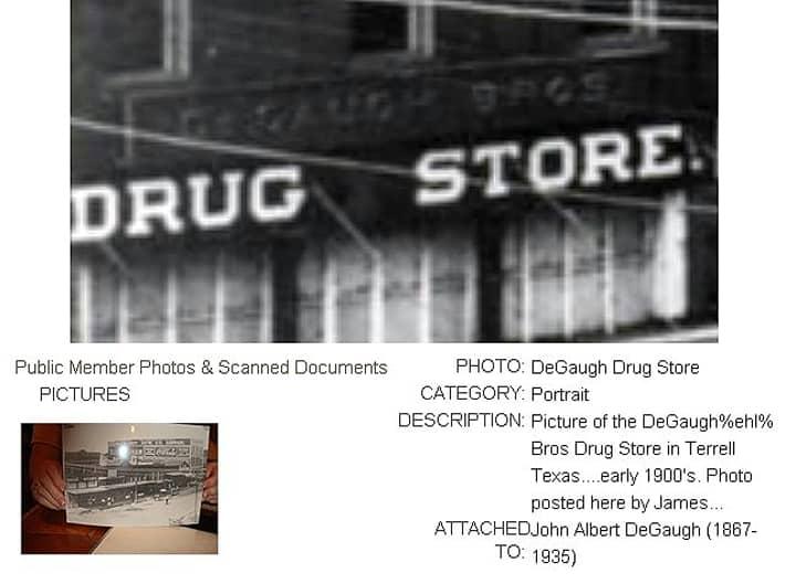 DeGaughDrugStoreAncestry1