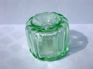Green inkwell a