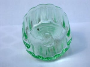 Green inkwell c