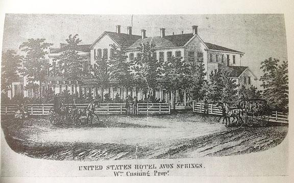 US hotel Avon NY-2