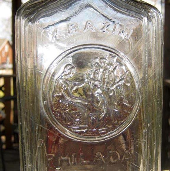 X Bazin flint glass2
