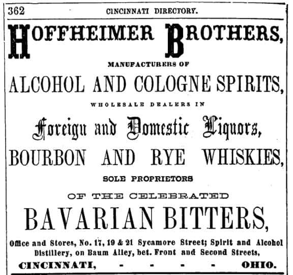 HoffheimerBitters2_1869Cinci