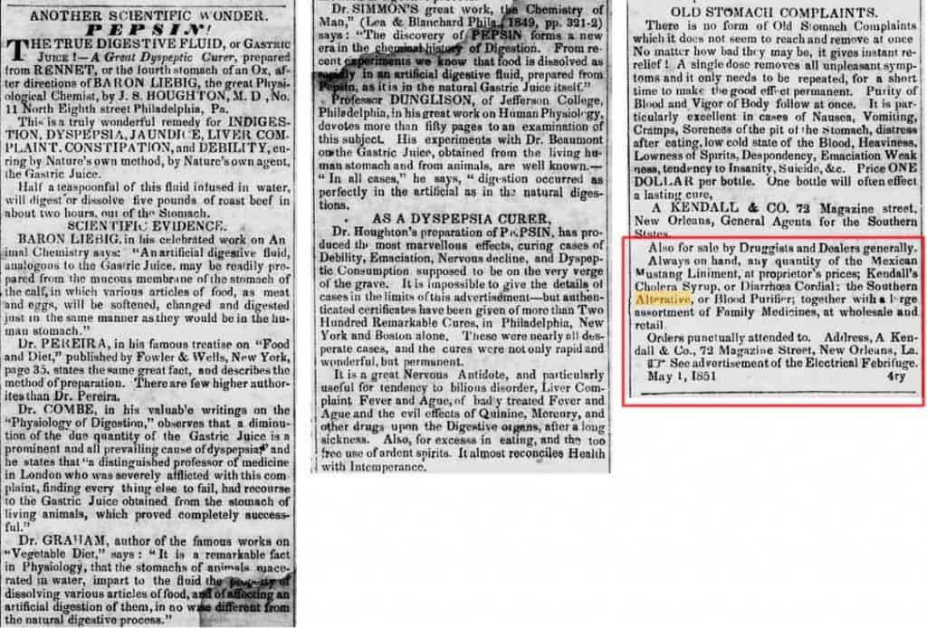 Southern Alterative - The Star State Patriot - Marshall Tex - Mar 27 1852