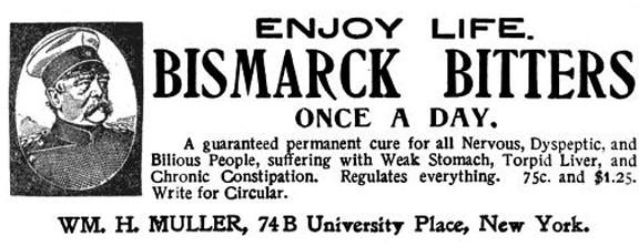 BismarkBitterAd_1902WorldAlmanac