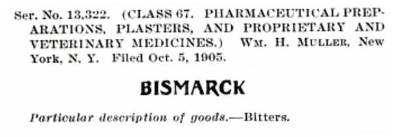 BismarkTrademark