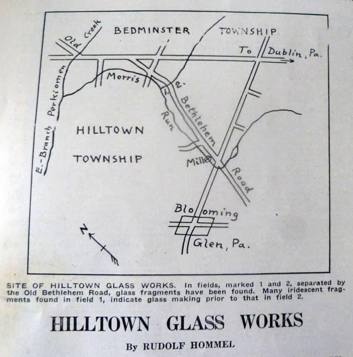HilltownGlassWorksMap