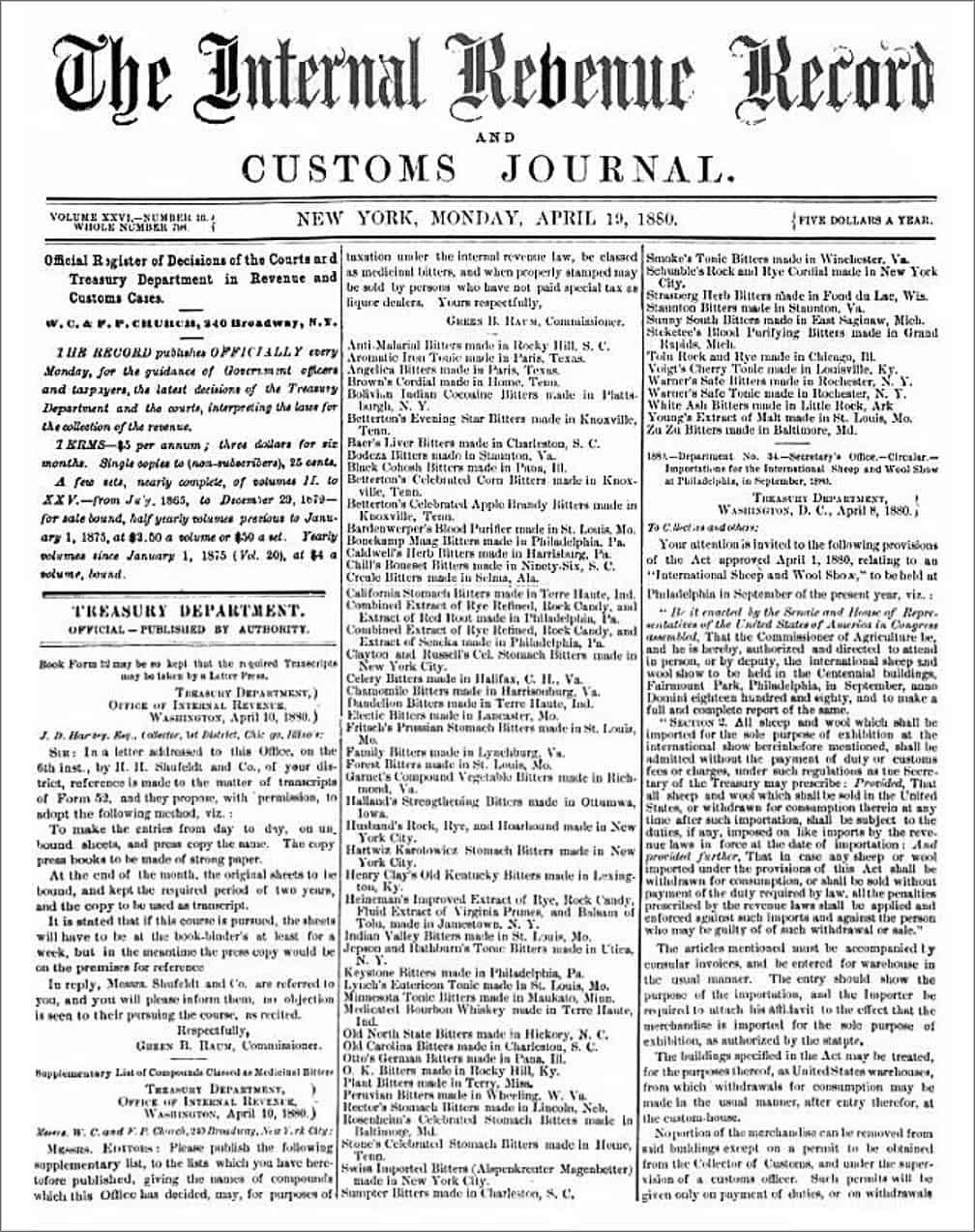 InternalRevenueJournal1881