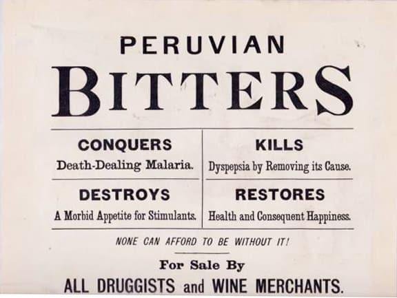 PeruvianBittersConquers&Kils