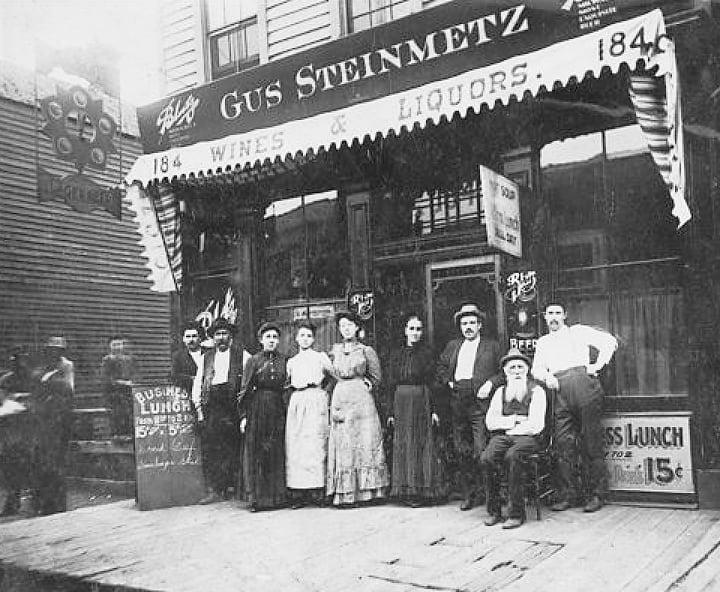 SteinmetzSaloonChicago