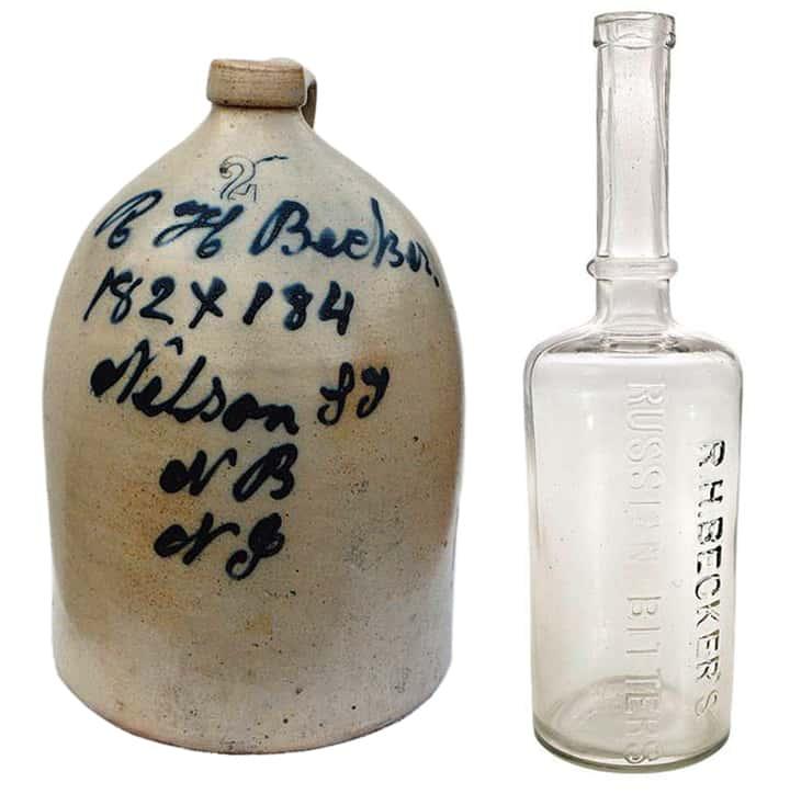 BeckerJug&Bottle