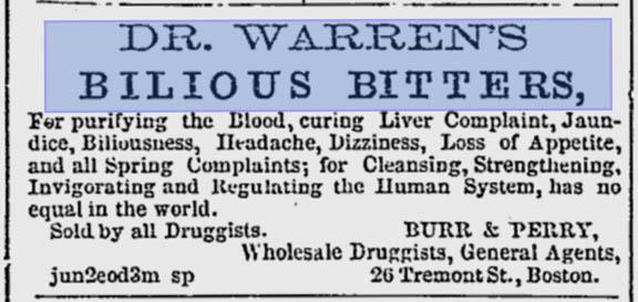 DrWarrens1869Ad