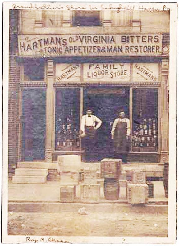 HartmansVirginiaBittersStore