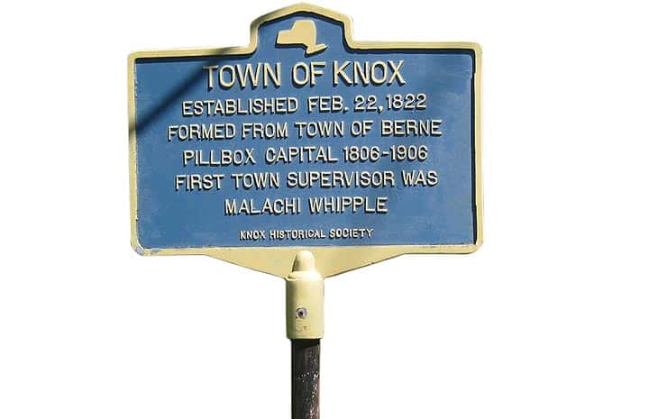 TownKnoxSign