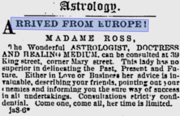 MadamRossArrivedFromEurope