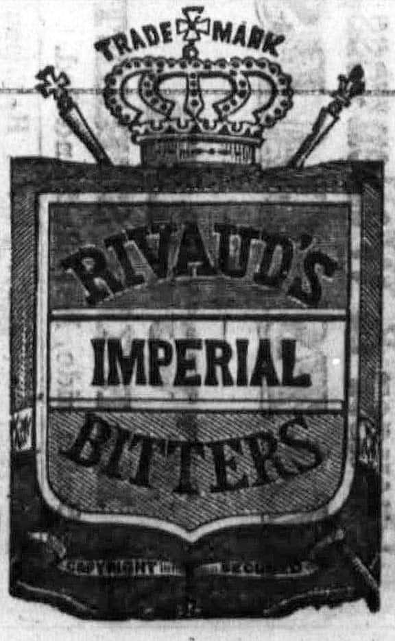 RivaudsImperialBitters1870Louisville