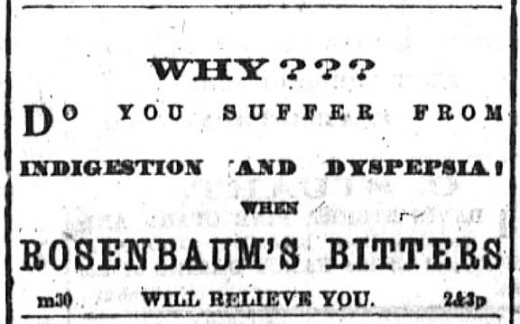 RosenbaumsBittersSFChron1868