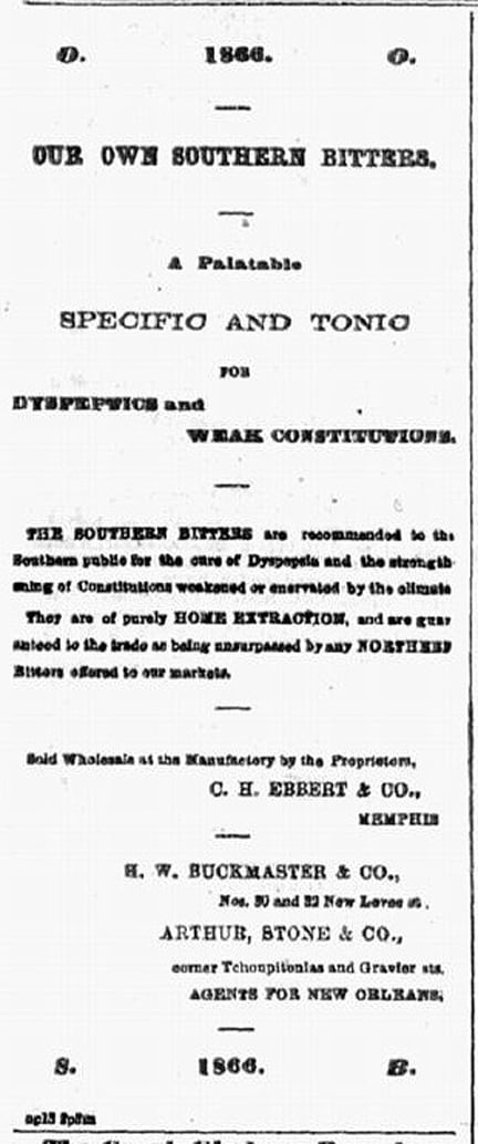 New Orleans Times, 27 Apr 1866