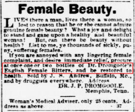 FemaleBeauty1873Dromgoole