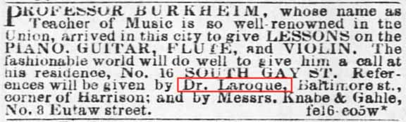 LaroqueMusicLessons