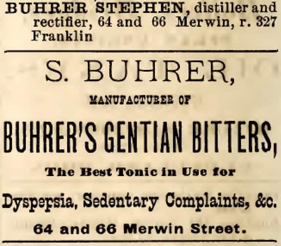 BuhrersAd1876Clev