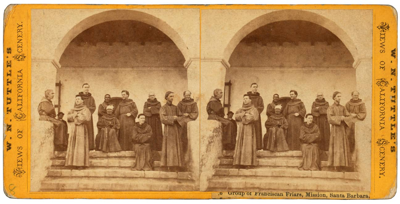 Group_of_Franciscan_Friars