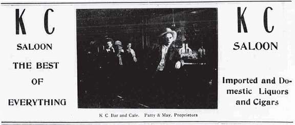 KC Saloon 5-25-1907