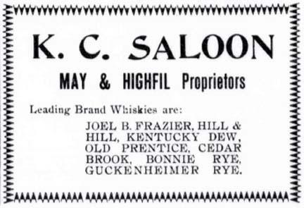 KC Saloon May Highfil 3-14-08