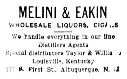 Melini and Eakin