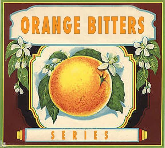OrangeBittersSeriesArt